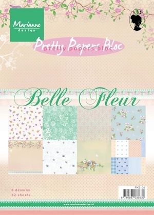 Pretty Papers blok