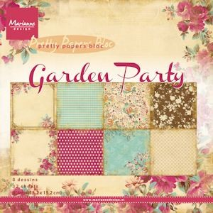 Pretty Papers bloc PK9108