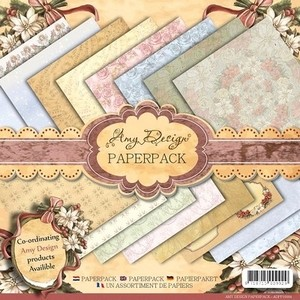 Paperpack - Amy Design vintage Christmas