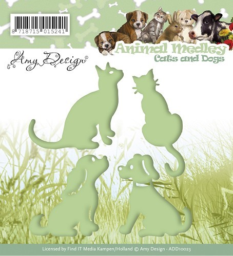 Die - Amy Design Animal Medley