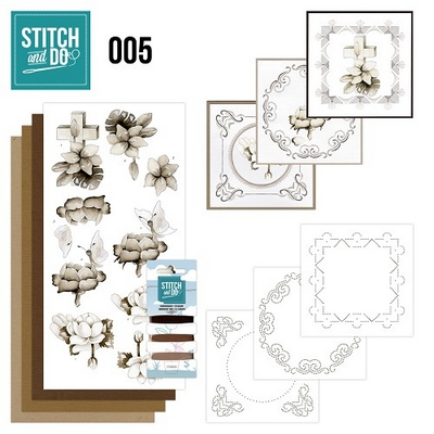 Stitch and Do nr. 5  Condoleance