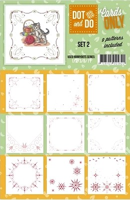 Dot & Do Only Cards Set 2