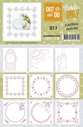 Dot & Do Only Cards Set 3