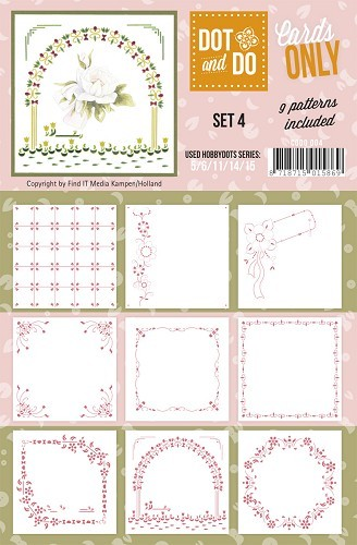 Dot & Do Only Cards Set 4
