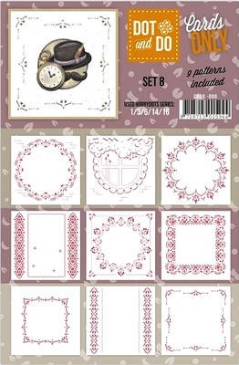 Dot & Do Only Cards Set 8