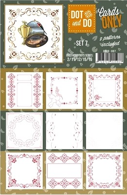 Dot & Do Only Cards Set 7