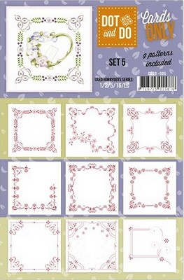 Dot & Do Only Cards Set 5