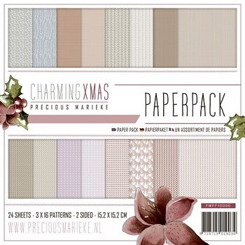 Paperpack PM-Charming Xmas