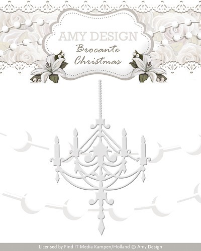 Die - Amy Brocante Christmas