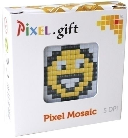 Pixelhobby XL Startsetje Smiley