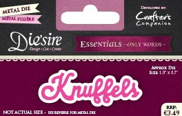 Essentials Only Words - Knuffels