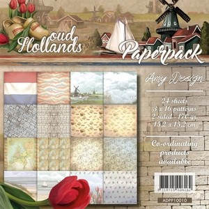 Paperpack - Amy Design - Oud Hollands