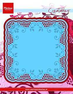 Creatable Marianne Design Lace Doily