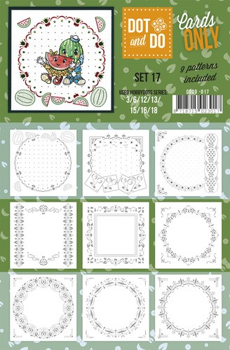 Dot & Do Cards Only Set 17