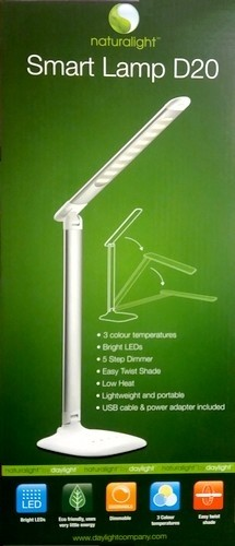 Smartlamp D20 Naturalight