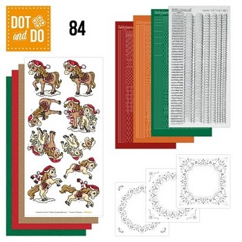 Dot & Do 84 - Kerstpaarden