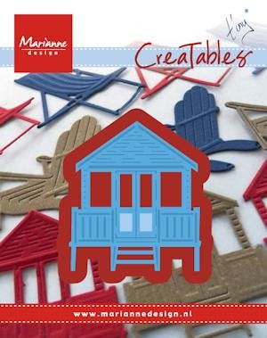 Marianne Design Creatables Tiny`s Beach House