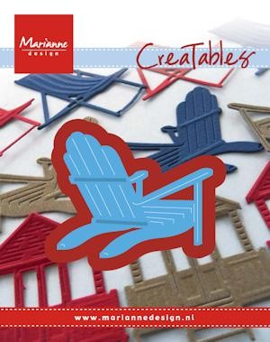 Marianne Design Creatables Bear Chair