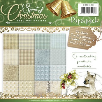Paperpack - PM Spirit of Christmas