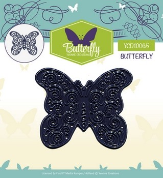 Yvonne Creations Special - Butterfly