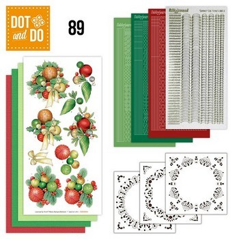 Dot & Do 89 - Kerstballen