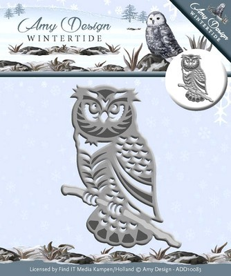 Amy Design - Wintertide - Uil / SET HJ139