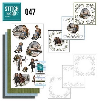 Stitch and Do 47 - Wintergloed (Winterglow)