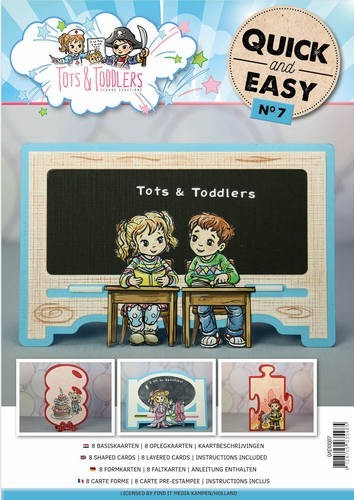 Quick&Easy 7 - Tots&Toddlers