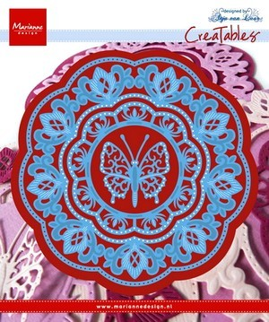 Marianne D. Creatables Anja`s butterly