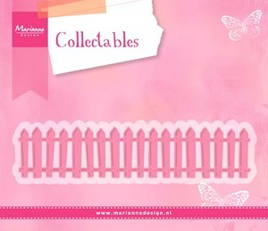 Marianne D. Collectables white picket fence