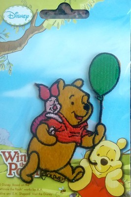 Applicatie Winny de Pooh met ballon