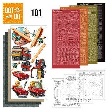 Dot & Do 101 - Vintage Vehicles