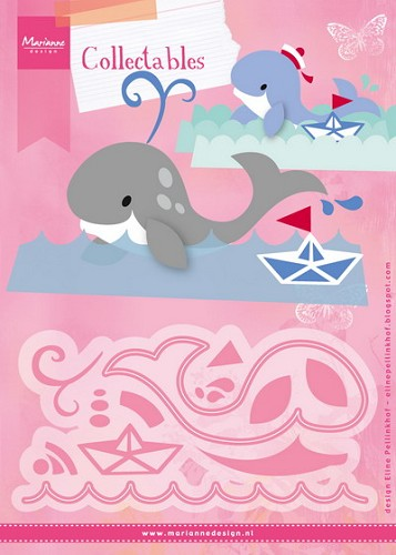 MD Collectables set - Eline`s Walvis