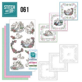 Stitch and Do 61 - Zwanen