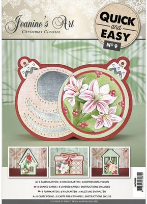 Quick & Easy 9 - Jeanine`s Art - Christmas Classics