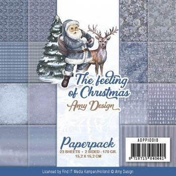 Paperpad - Amy Design - The feeling of Christmas