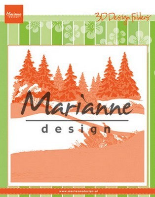 Marianne D. Design Folder Wintersbos