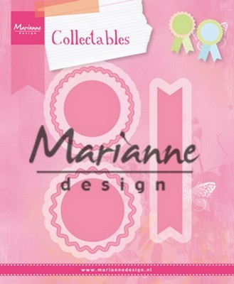 Marianne D. Collectables - Rozetten & Labels