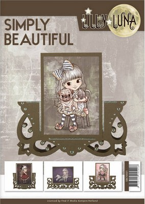 Boek Simply Beautiful Lilly Luna