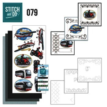 Stitch and Do 79 - Amy Design - Daily Transport
