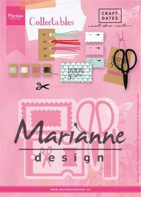 Marianne D - Collectables - Eline`s craft dates