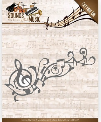 Amy Design - Sounds of Music - Music Swirl