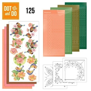 Dot & Do 125 - Birds
