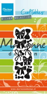 Marianne Design Craftables - Punch die bows