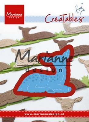 Marianne Design Creatables - Tiny`s Baby Deer