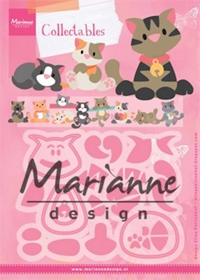 Marianne D. Collectable - Eline`s Kitten