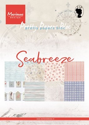 Marianne D. Paperpack A5 - Seabreeze