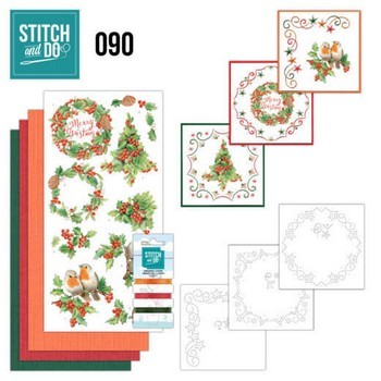 Stitch & Do 90 - Merry Christmas