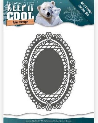 Dies Amy Design - Keep it Cool - Keep it Oval