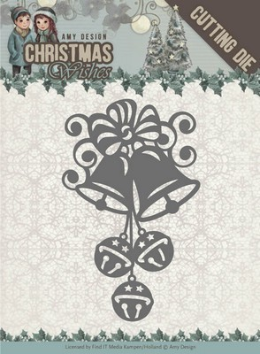 Die Amy Design - Christmas Wishes - Christmas Bells